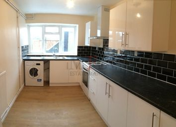 Thumbnail 3 bed flat to rent in Damsonwood Road, Southall
