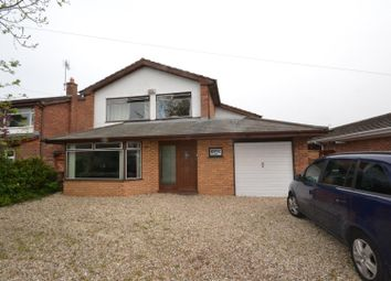 Thumbnail 4 bed detached house for sale in Raby Drive, Raby Mere, Wirral