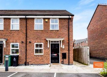 Thumbnail 2 bedroom end terrace house for sale in Water Reed Grove, Walsall