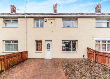 Thumbnail 3 bed terraced house for sale in Hylton Road, Billingham