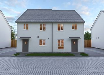 Thumbnail 3 bedroom terraced house for sale in Ensign Way, Madron, Penzance, Cornwall