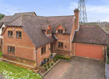 Thumbnail 4 bed detached house for sale in Blandford Drive, Wokingham, Berkshire