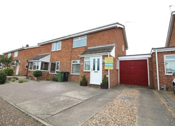 Thumbnail 3 bed semi-detached house for sale in Spruce Avenue, Ormesby, Great Yarmouth