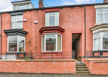 Thumbnail 3 bed terraced house for sale in Elmham Road, Sheffield