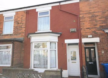 Thumbnail 2 bed terraced house to rent in Edgecumbe Street, Newland Avenue, Hull