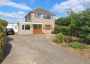 Thumbnail 3 bed detached house for sale in The Green, Thurlby, Bourne