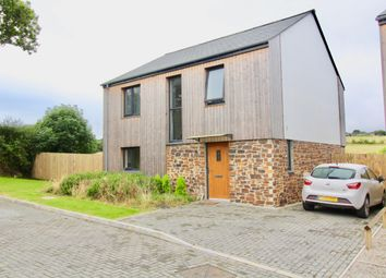 Thumbnail 4 bed detached house to rent in Pennance Field, Goldenbank, Falmouth