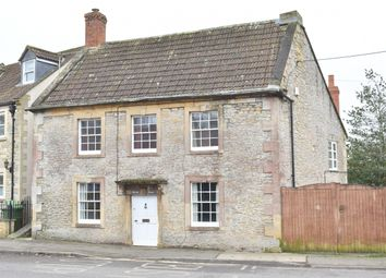 Thumbnail 3 bed detached house for sale in High Street, Evercreech, Somerset