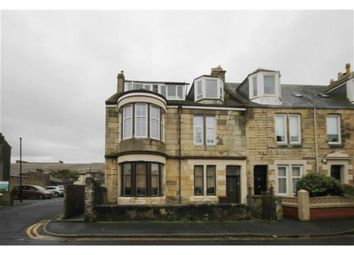 Thumbnail 2 bed flat for sale in Sidney Street, Saltcoats, Ayrshire