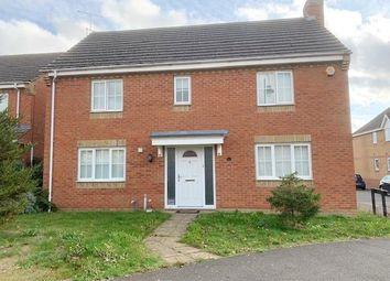Thumbnail 4 bed property to rent in Hargate Way, Hampton Hargate, Peterborough