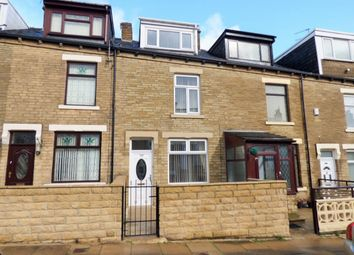 Thumbnail 4 bed terraced house for sale in Hartington Terrace, Bradford