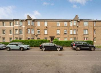 Thumbnail 3 bed flat for sale in Bunessan Street, Glasgow, Lanarkshire