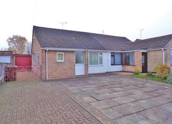 Thumbnail 2 bed bungalow for sale in Alexandra Street, Thurmaston, Leicester, Leicestershire