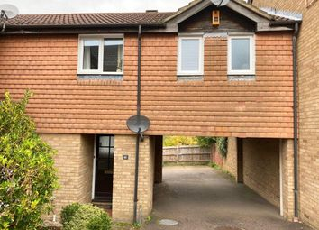Thumbnail 1 bed terraced house for sale in Pomeroy Grove, Luton