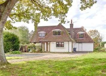 Thumbnail 4 bed detached house for sale in London Road, Hailsham