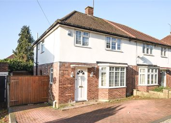 Thumbnail 3 bedroom semi-detached house for sale in Marsh Lane, Stanmore