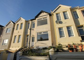 Thumbnail 3 bedroom terraced house for sale in Neath Road, Plymouth