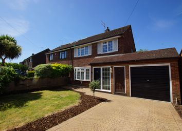 Thumbnail 3 bed semi-detached house to rent in Merrylands Road, Bookham