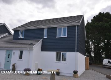 Thumbnail 3 bed detached house for sale in Treleigh Gardens, Treleigh, Redruth