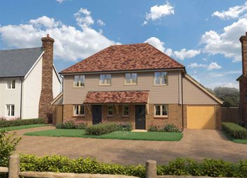 Thumbnail 3 bed semi-detached house for sale in Littlebourne Road, Canterbury, Kent