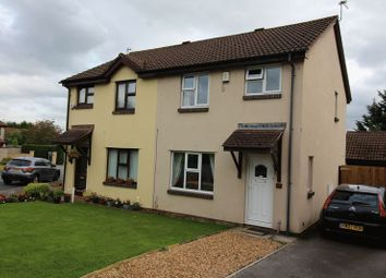 Thumbnail 3 bed semi-detached house for sale in Kennmoor Close, Barrs Court, Bristol