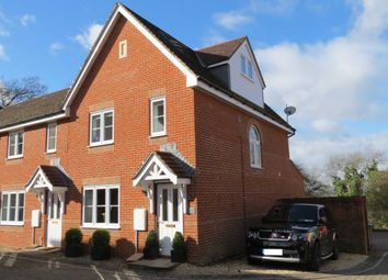 Thumbnail 3 bed end terrace house for sale in Maurice Way, Marlborough