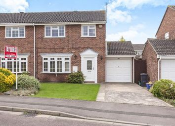 Thumbnail 3 bed semi-detached house for sale in Thrush Close, Abbeydale, Gloucester, Gloucestershire