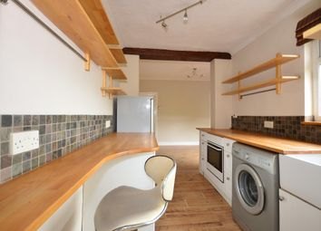 Wickham Street, Rochester ME1. 2 bed end terrace house