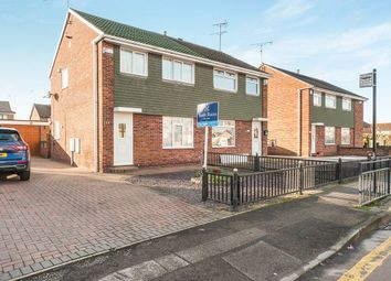 Thumbnail 3 bed semi-detached house for sale in Dunvegan Road, Hull