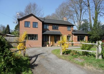 Thumbnail 4 bed detached house for sale in Station Road, Halstead, Sevenoaks
