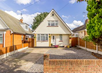 Thumbnail 3 bed detached house for sale in Parkstone Avenue, Benfleet