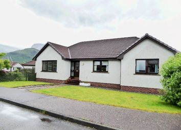 Thumbnail 4 bed detached bungalow for sale in 69 Riverside Park, Lochyside, Fort William