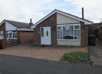 Thumbnail 2 bed detached bungalow to rent in Glebe Close, Coton-In-The-Elms, Swadlincote
