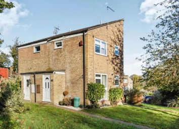 Thumbnail 1 bedroom semi-detached house for sale in Ploughmans Way, Gillingham