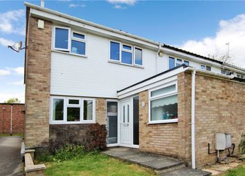 Thumbnail 3 bedroom end terrace house for sale in Horsmonden Close, Orpington, Kent
