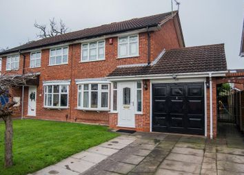 Thumbnail 3 bed semi-detached house for sale in Ainsworth Road, Wolverhampton