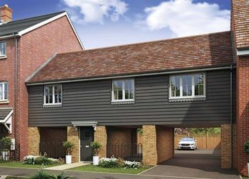 Thumbnail 2 bed end terrace house for sale in Oakbrook San Andres Drive, Newton Leys, Bletchley, Milton Keynes
