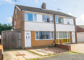 Thumbnail 3 bed semi-detached house for sale in Scotchman Close, Morley