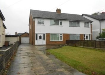 Thumbnail 3 bed semi-detached house to rent in Irby Road, Wirral