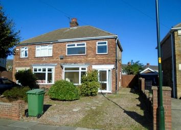 Thumbnail 3 bedroom semi-detached house to rent in Wimborn Avenue, Grimsby