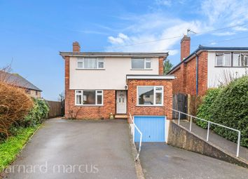 Thumbnail 4 bed detached house for sale in Mount Pleasant, Ewell, Epsom