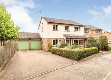 Thumbnail 4 bed detached house for sale in Myton Lane, Warwick, Warwickshire, .