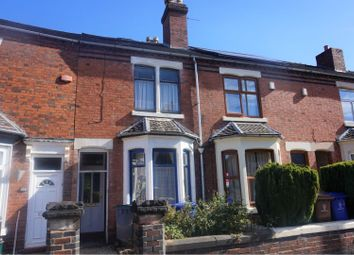 Thumbnail 2 bed terraced house for sale in Princes Road, Penkhull, Stoke-On-Trent