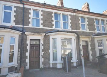 Thumbnail 7 bedroom terraced house to rent in Crwys Road, Cathays, Cardiff