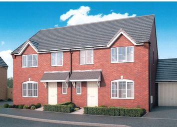 Thumbnail 4 bedroom semi-detached house for sale in Porthouse Rise, Tenbury Road, Bromyard