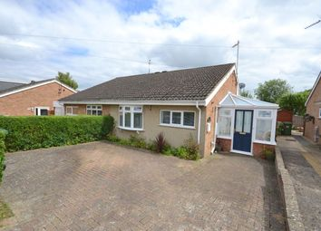 Thumbnail 2 bed bungalow for sale in Westlea Road, Sywell, Northampton