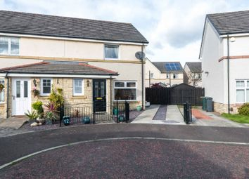 Thumbnail 2 bed semi-detached house for sale in Granton Mill March, Granton, Edinburgh