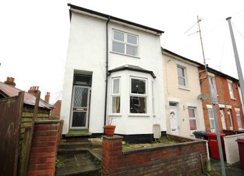 Thumbnail 2 bedroom end terrace house for sale in Hill Street, Reading
