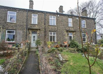 Thumbnail 3 bed terraced house for sale in Crooke Lane, Wilsden, West Yorkshire