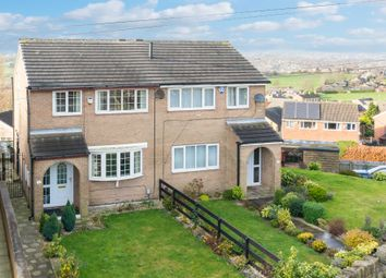 Thumbnail 3 bed semi-detached house for sale in Brewerton Lane, Dewsbury